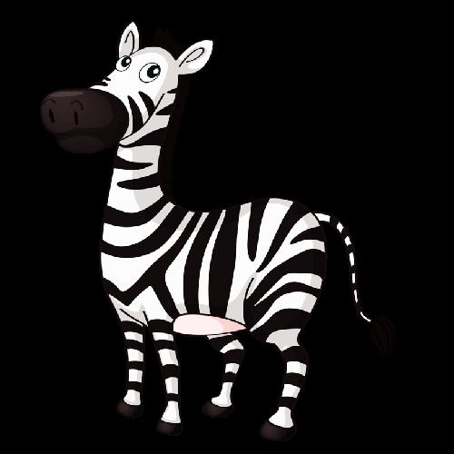 Zebras Clipart