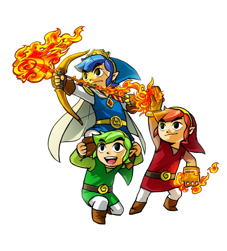Zelda Clipart