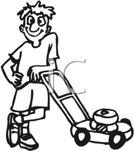 268x300 Lawn Mower Clipart, Suggestions For Lawn Mower Clipart, Download