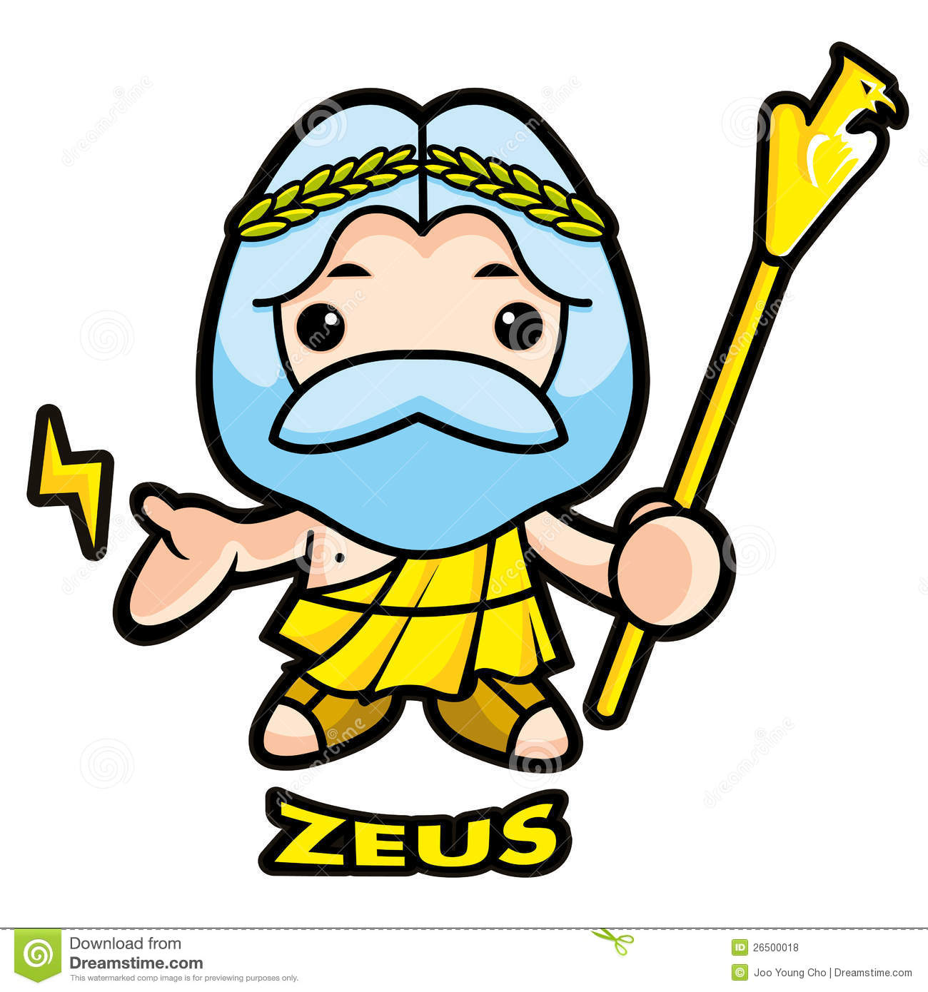 Zeus Clipart | Free download on ClipArtMag