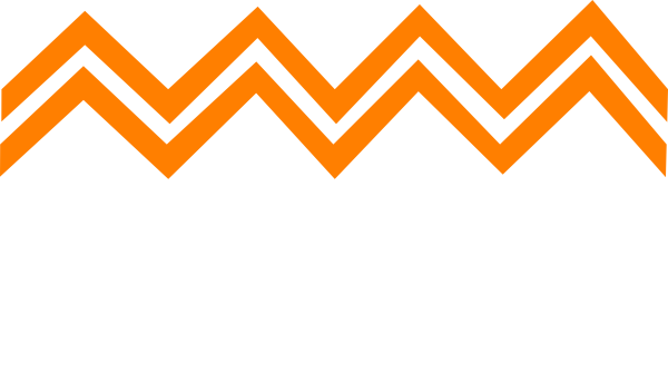 600x335 Orange Zig Zag Clip Art