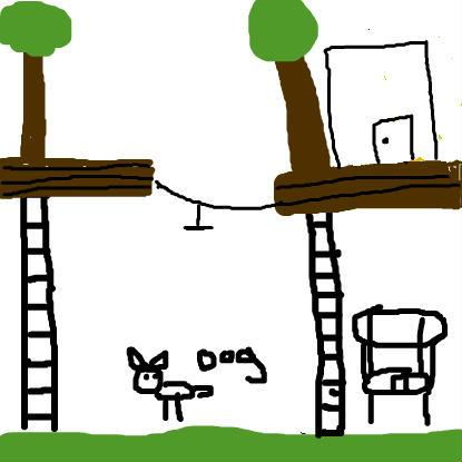 415x415 Project What Would Be So Awsomely Cool If There Were A Treehouse