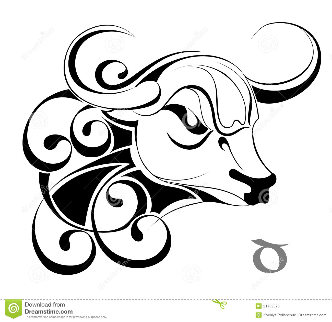 1300x1259 Zodiac Sign Taurus Tattoo Art
