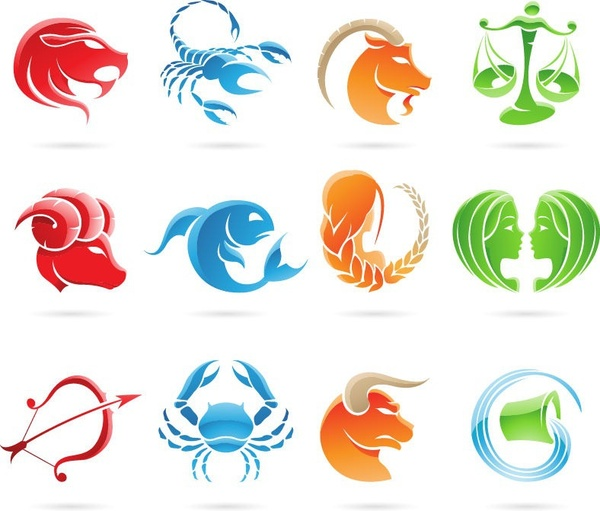 600x511 Zodiac Sign Clipart Graphic