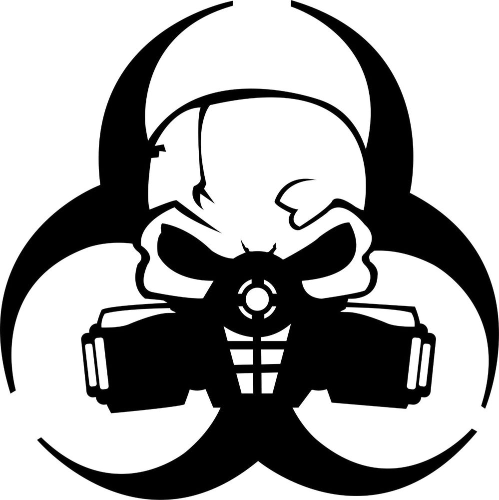 Zombie biohazard symbol free download best zombie biohazard 999x1000 biohazard clipart free biocorpaavc Image collections