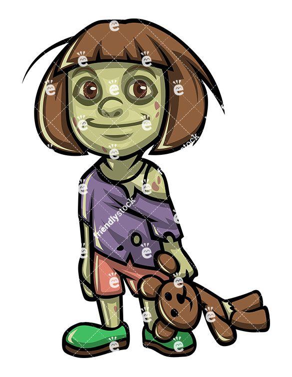 585x755 Die Besten Zombie Cliparts Ideen Auf Halloween