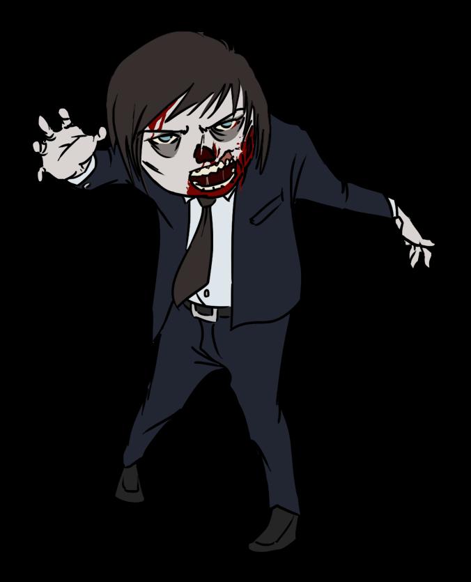 676x835 Halloween Zombie Clipart Kid 2