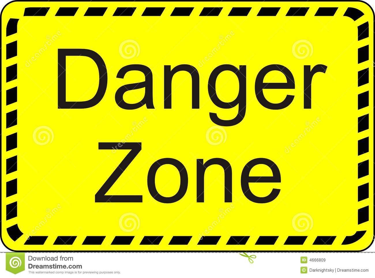 1300x964 Danger Clipart Danger Zone