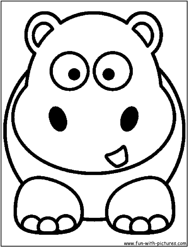 Zoo Animal Coloring Pages Free Download Best Zoo Animal Coloring - Baby-zoo-animal-coloring-pages