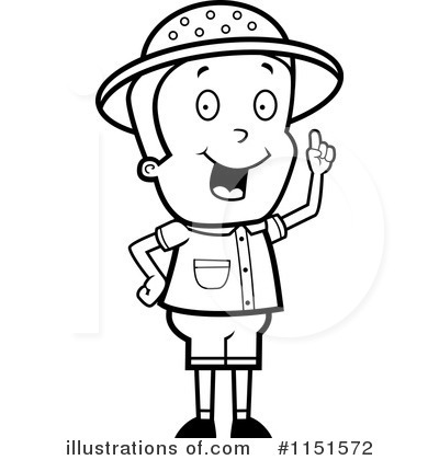 safari people coloring pages - photo#11