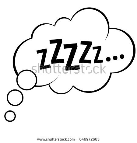 450x470 Dreaming Clipart Zzz