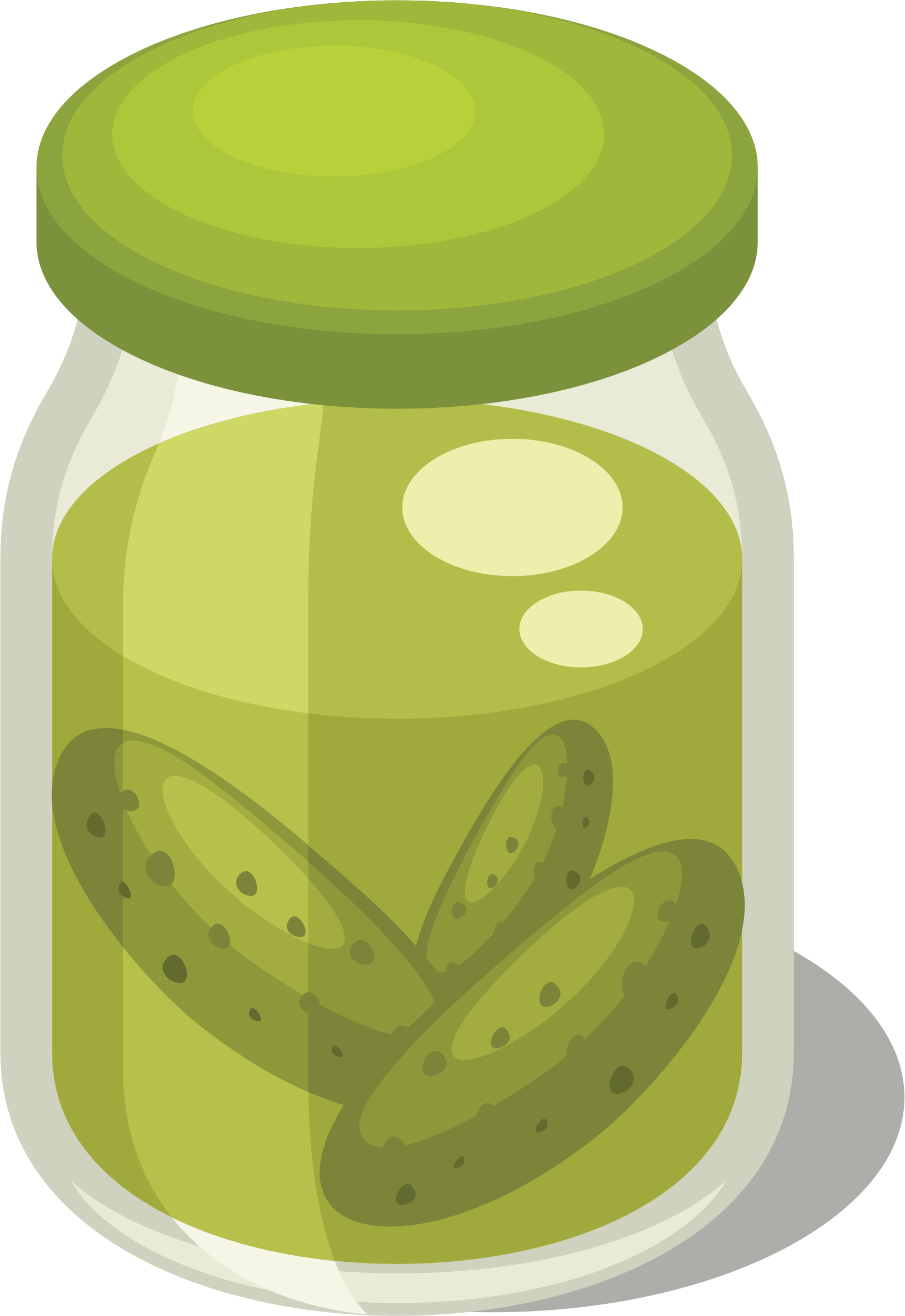 Pickles Clipart Free